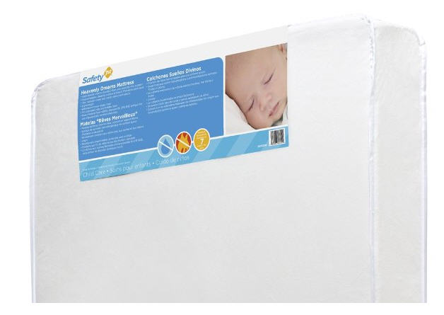 8 Best Baby Mattresses Foam And Spring Crib Reviews