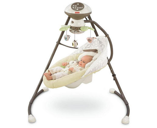 12 Best Baby Swings Reviewed Portable And Full Size