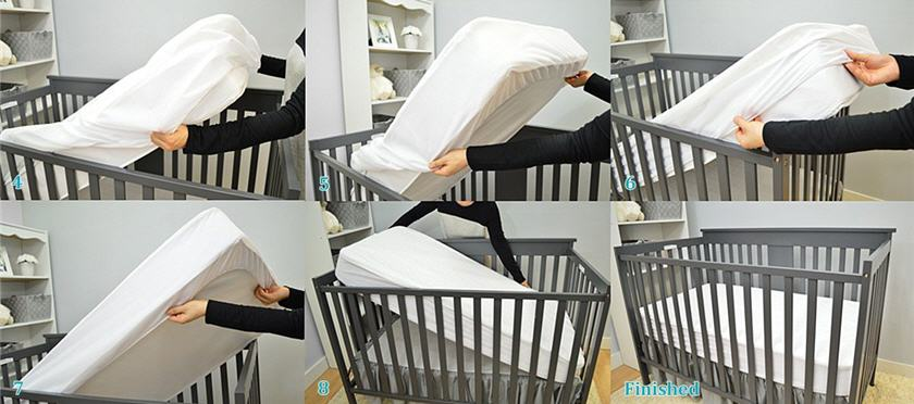 6 Best Waterproof Crib Mattress Pads Special Offer